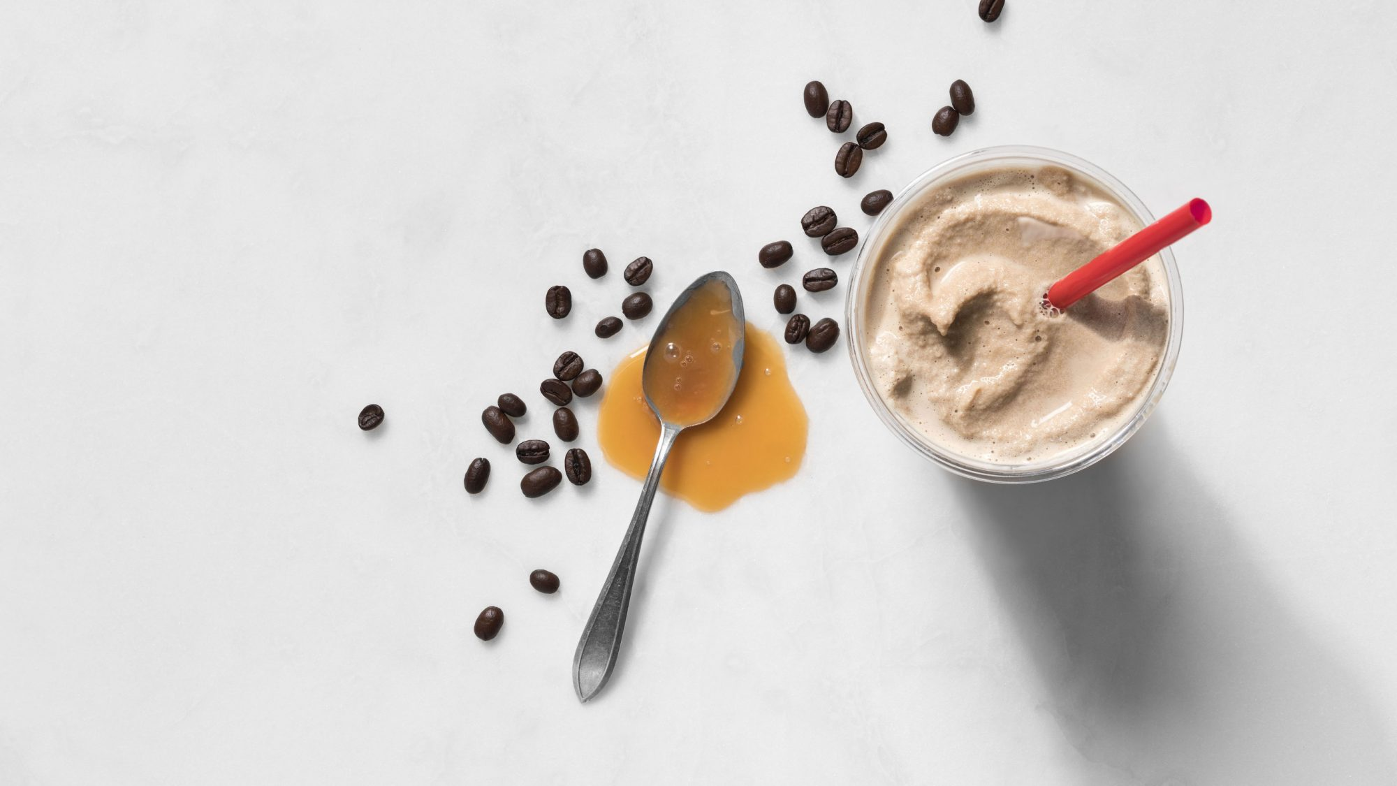 Chick-fil-A's New Frosted Caramel Coffee Looks Deliciously Decadent