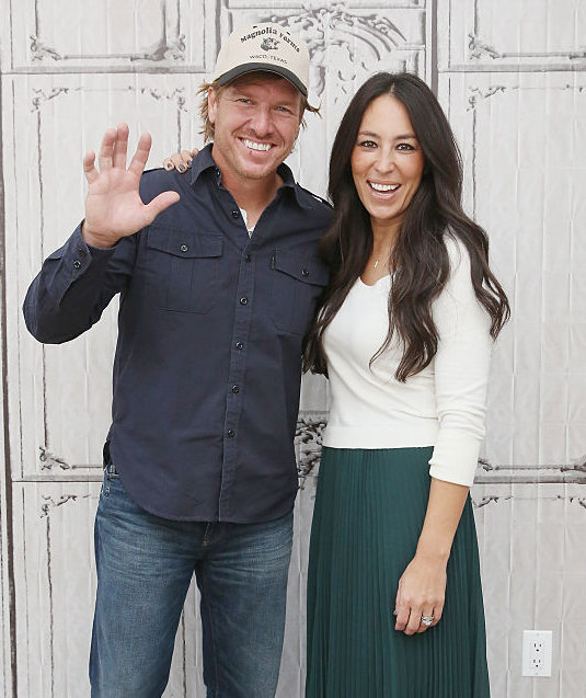 How Old Were Chip and Joanna Gaines During Her 1st Pregnancy?