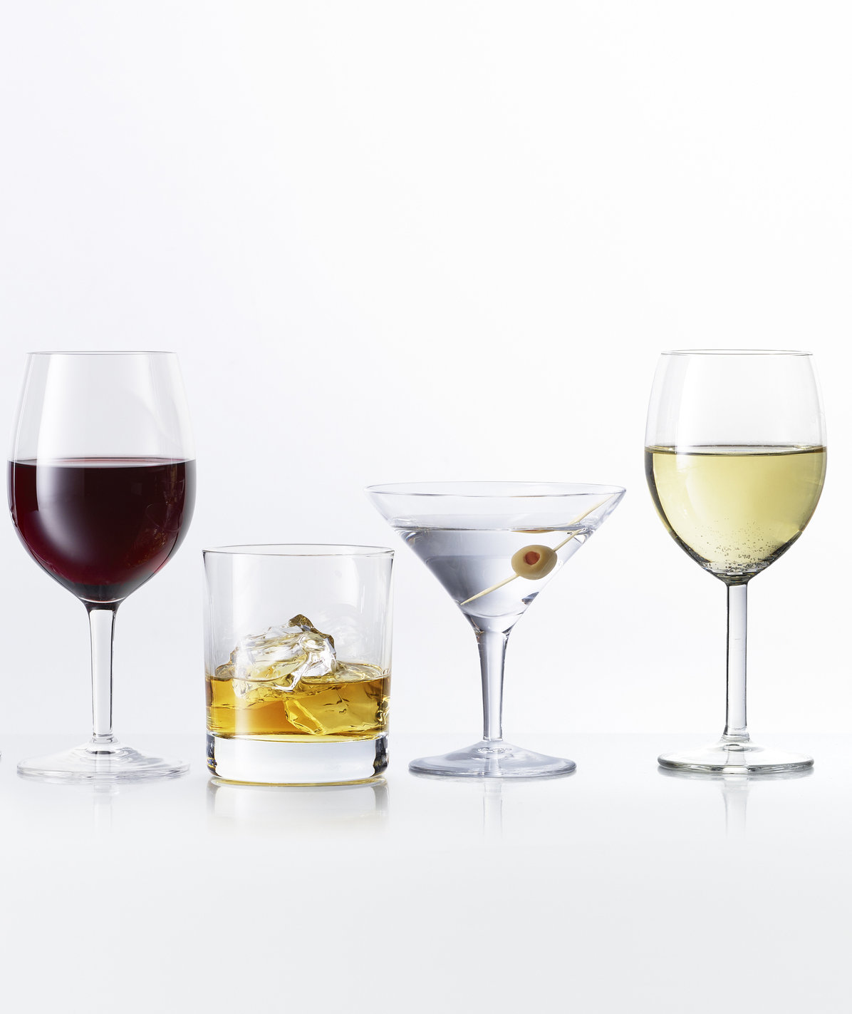 The Right Type of Glassware For Every Kind of Cocktail