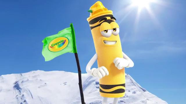 Crayola Will Replace Dandelion With a Blue Crayon and Fans Can Help Name It