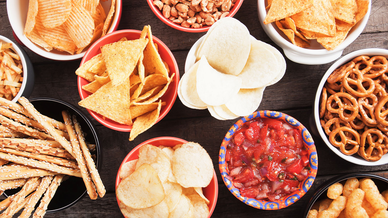 Study Shows Salty Foods Don't Make You Thirsty After All