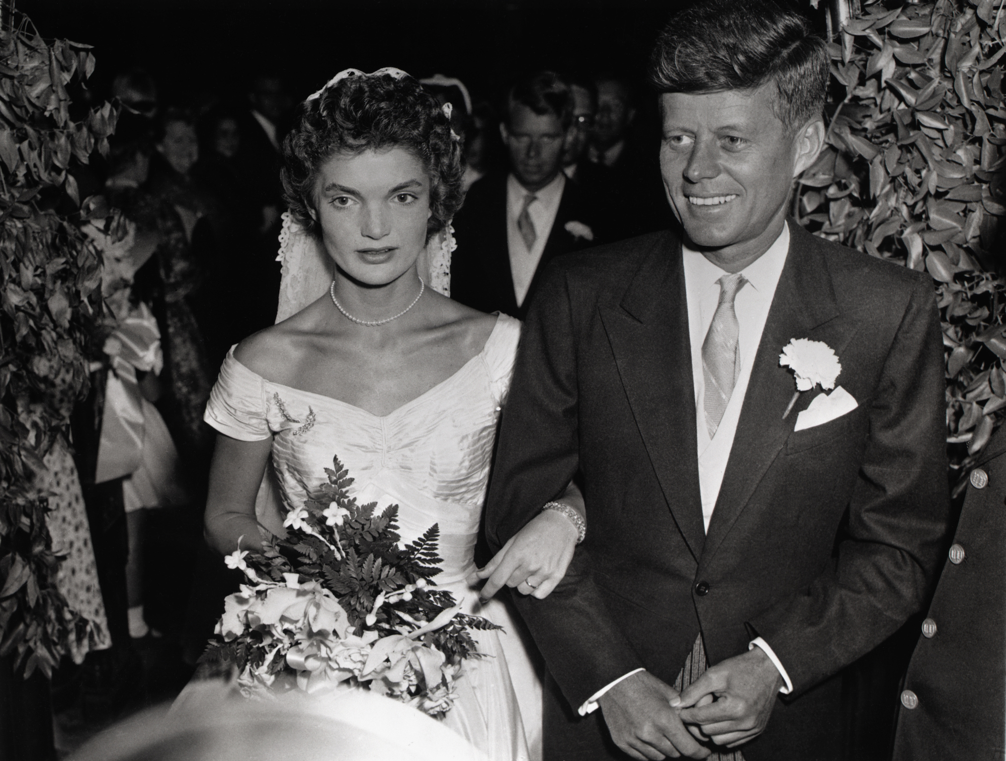 Jackie Kennedy dress lead