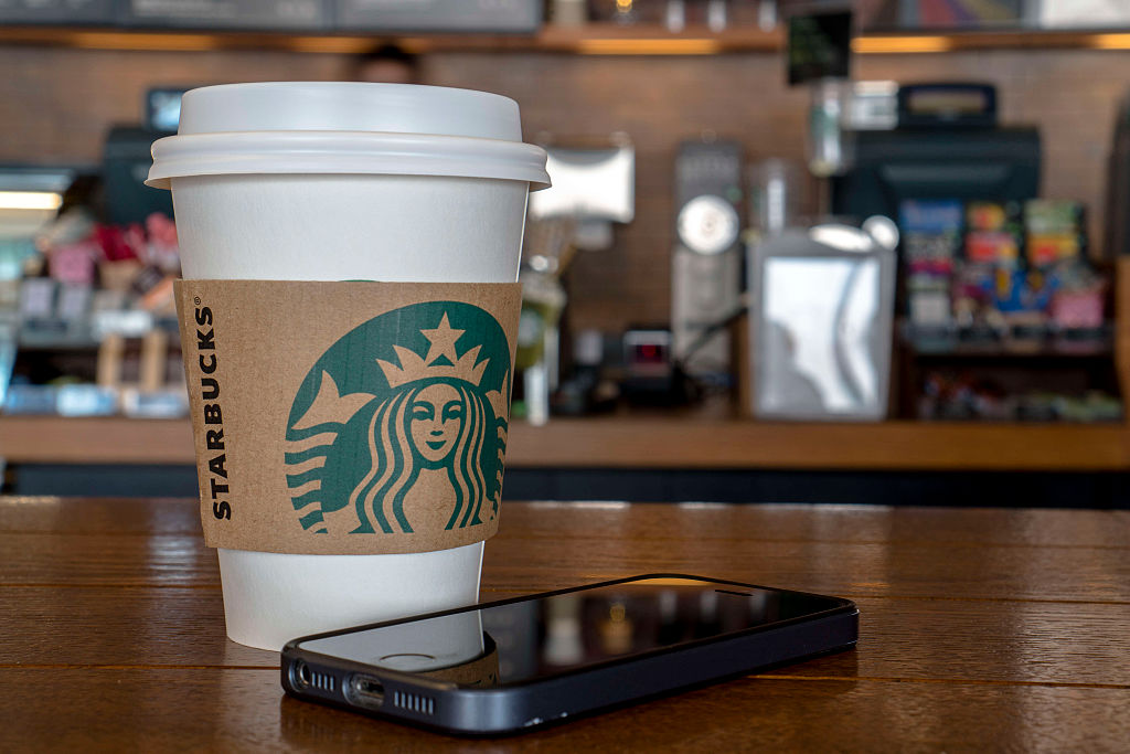 Uh oh, the Starbucks app may have a security weakness