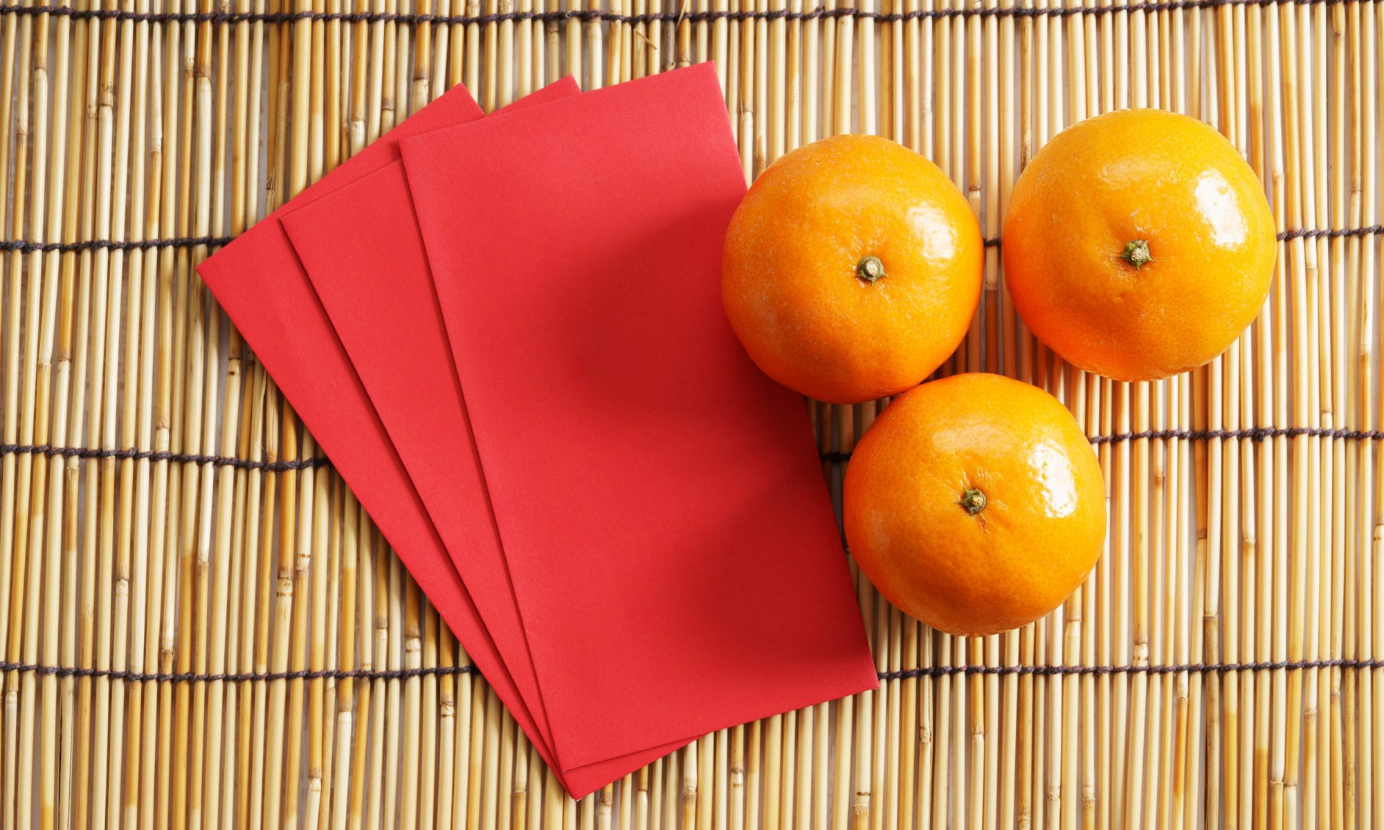 Why Mandarin Oranges Mean Luck in the New Year