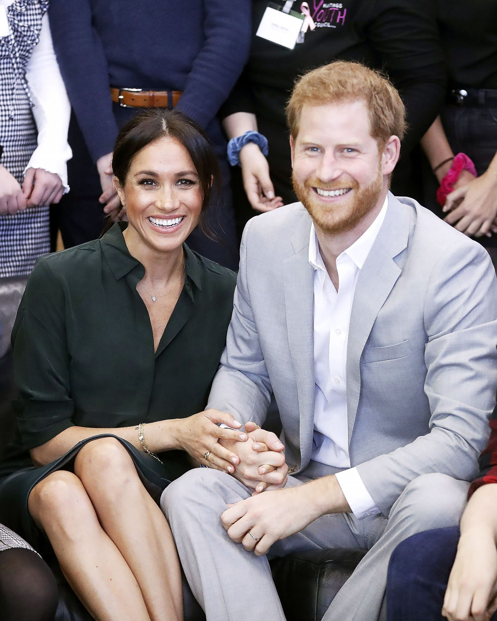 Meghan Markle Is Pregnant! Prince Harry and Meghan Announce They Are Expecting First Child
