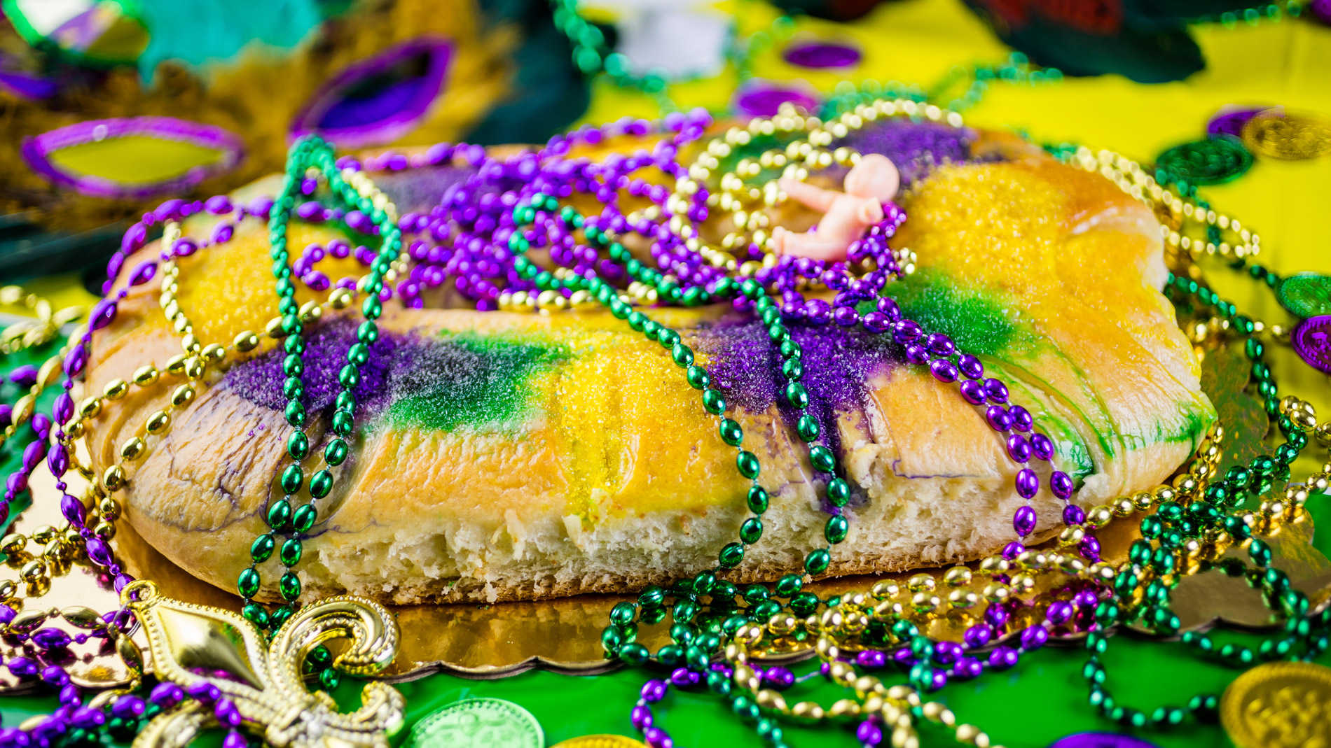 History of King Cake