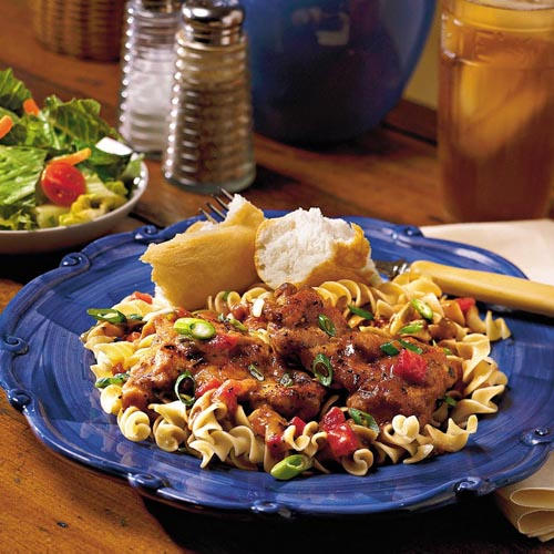 Fast Meat-and-Sauce Meals