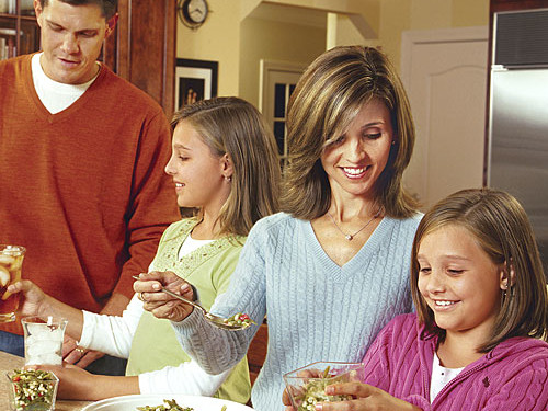 Easy and Healthy Family Meal