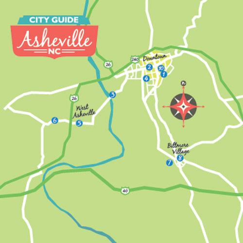 Asheville Weekend Planner