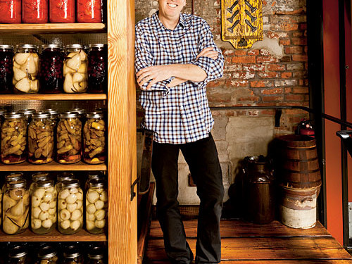Spike Gjerde of Woodberry Kitchen