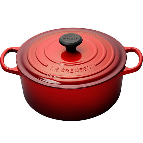 LeCreuset 5.5-Quart French Oven