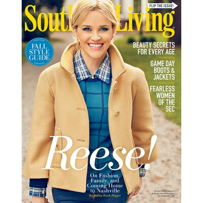 818db0a3463744 Reese Witherspoon on the Secrets of Southern Style - Southern Living