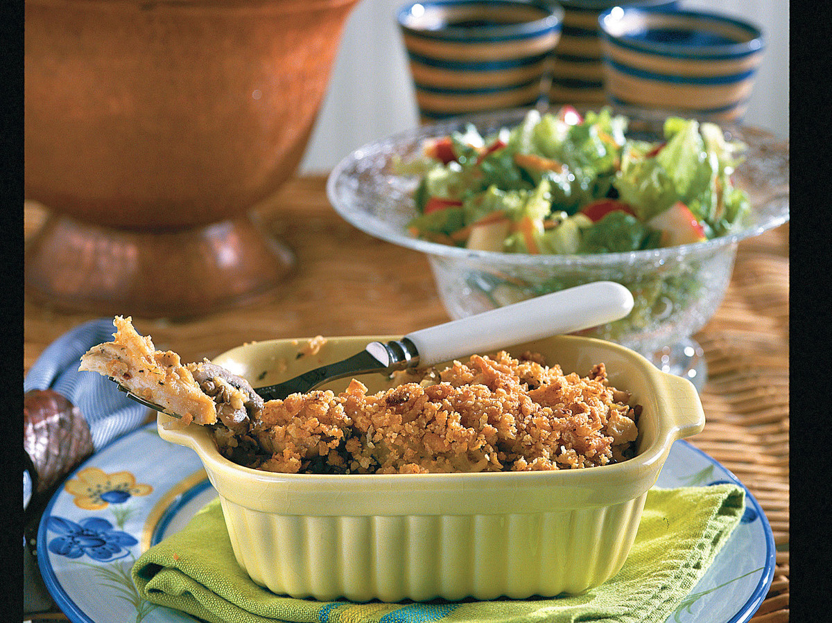 What's for Supper? Make-Ahead Chicken Casserole
