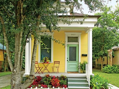 What Is a Shotgun House - Southern Living