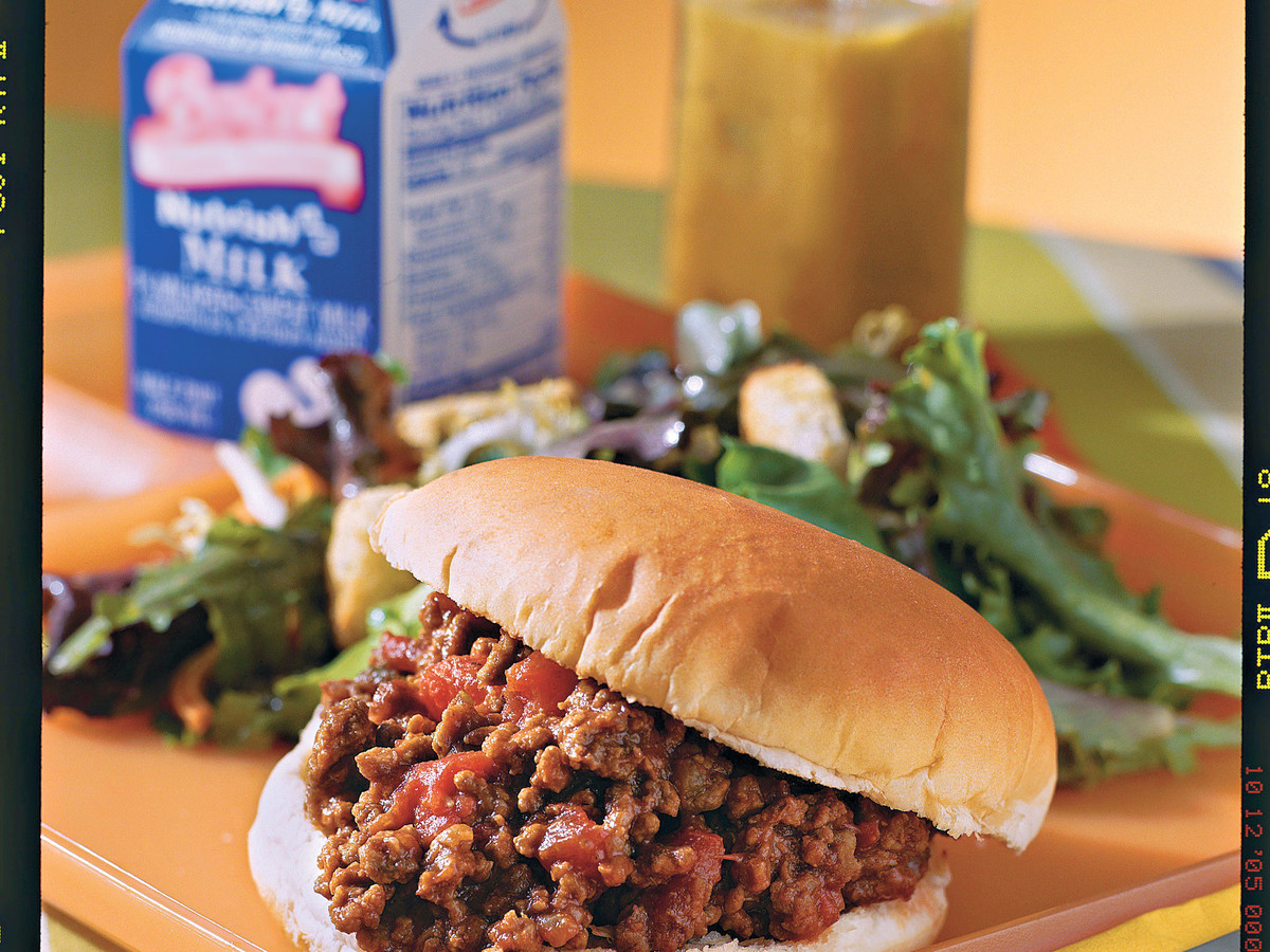What's For Dinner? Double-duty Sloppy Joes