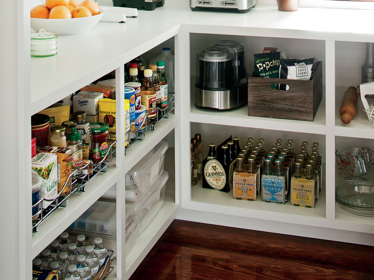 Out-of-Sight Pantry