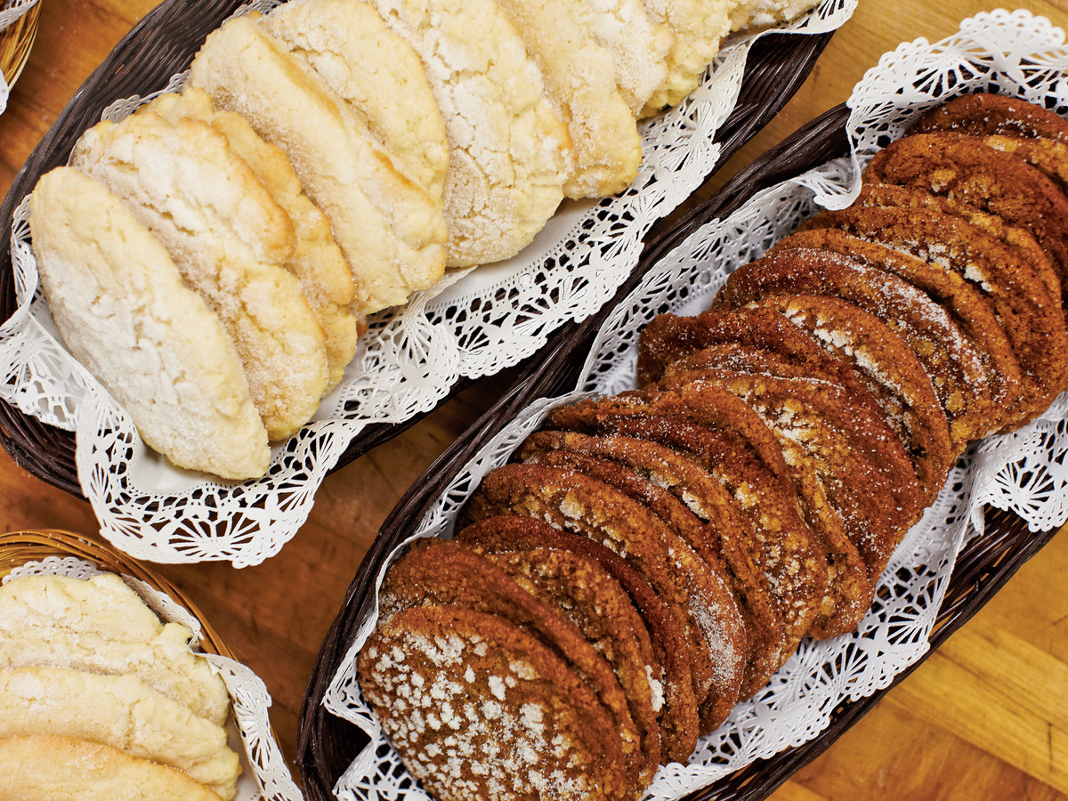 The South's Best Bakeries: Cookies