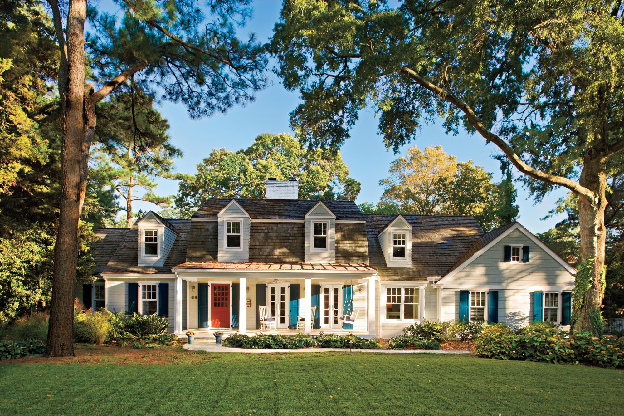 Best Before and After- Coastal Cottage Reinvented