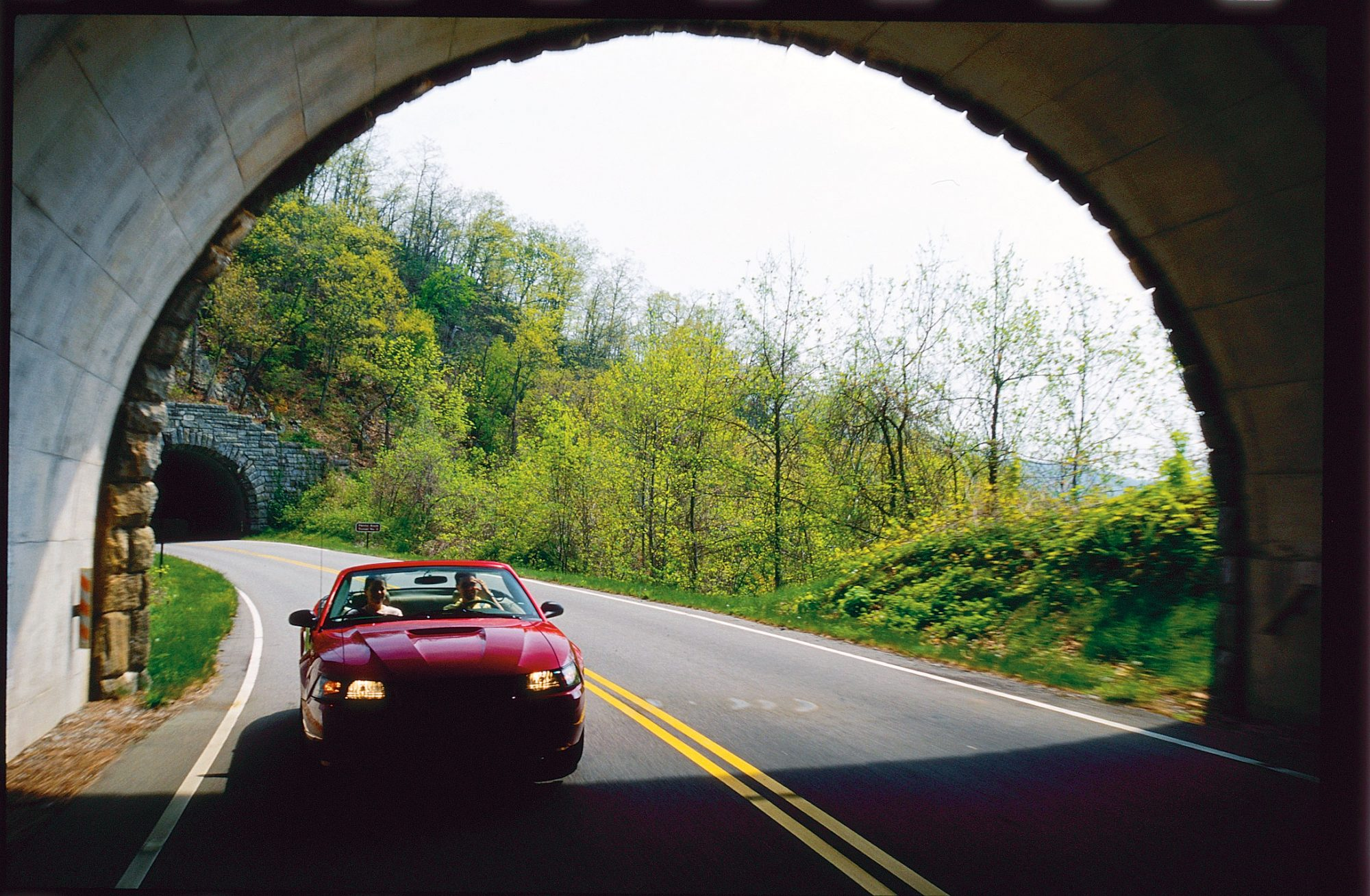 Tunnel Convertible