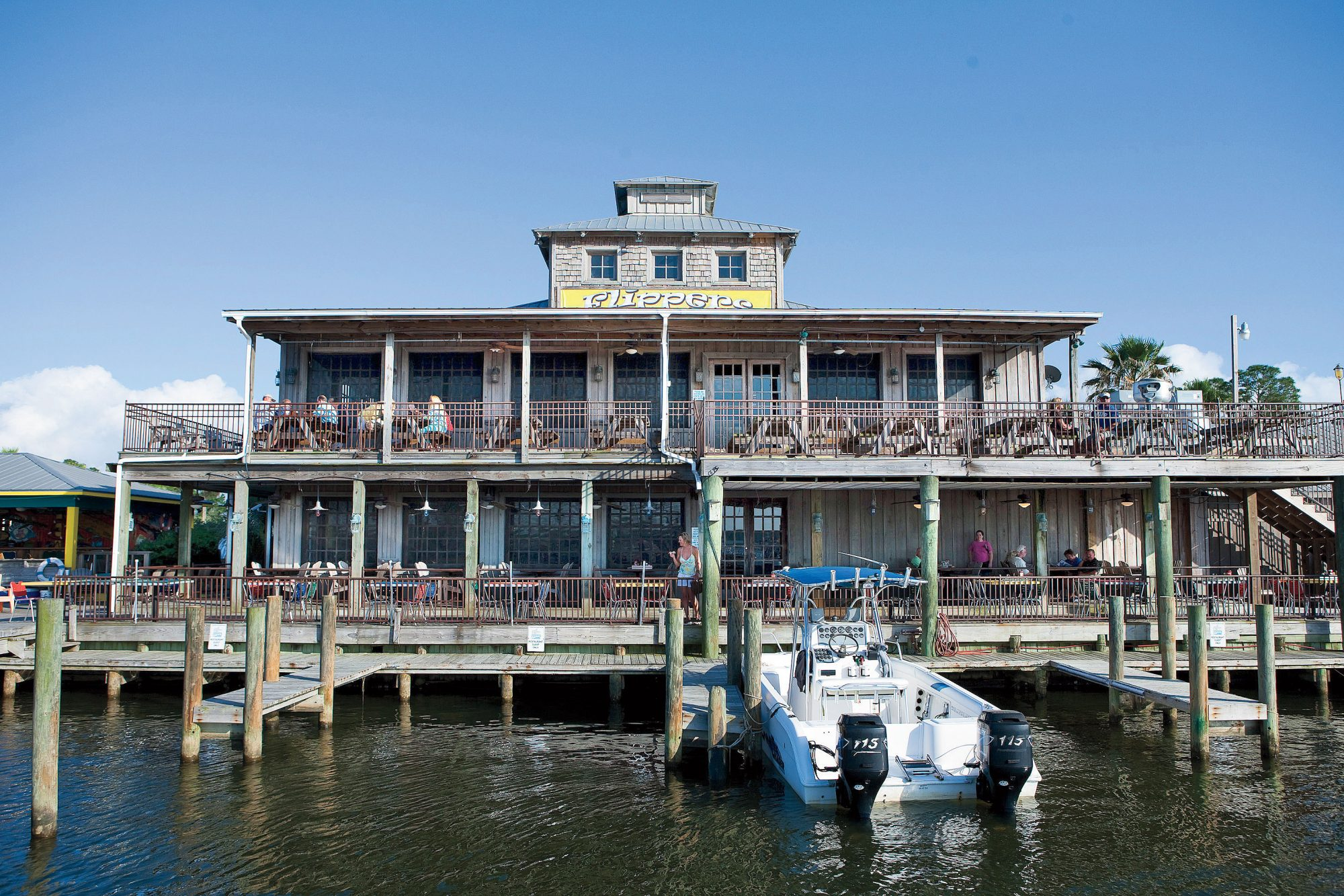 Flippers Seafood & Oyster Bar