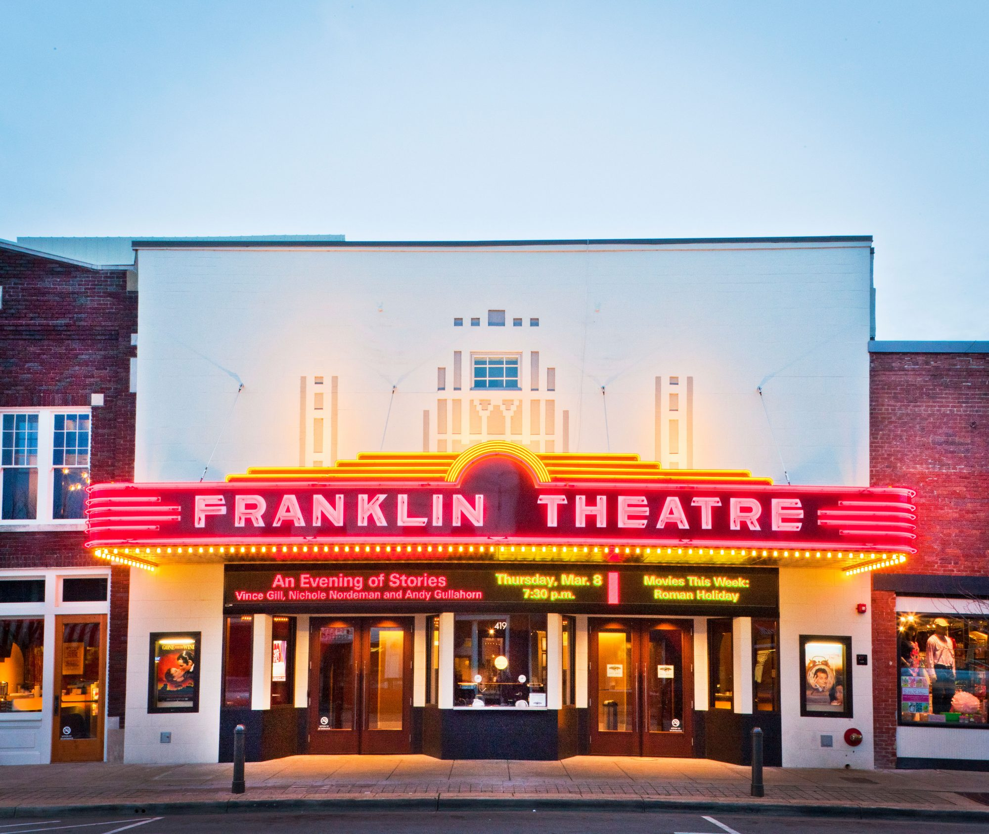 Franklin Theater
