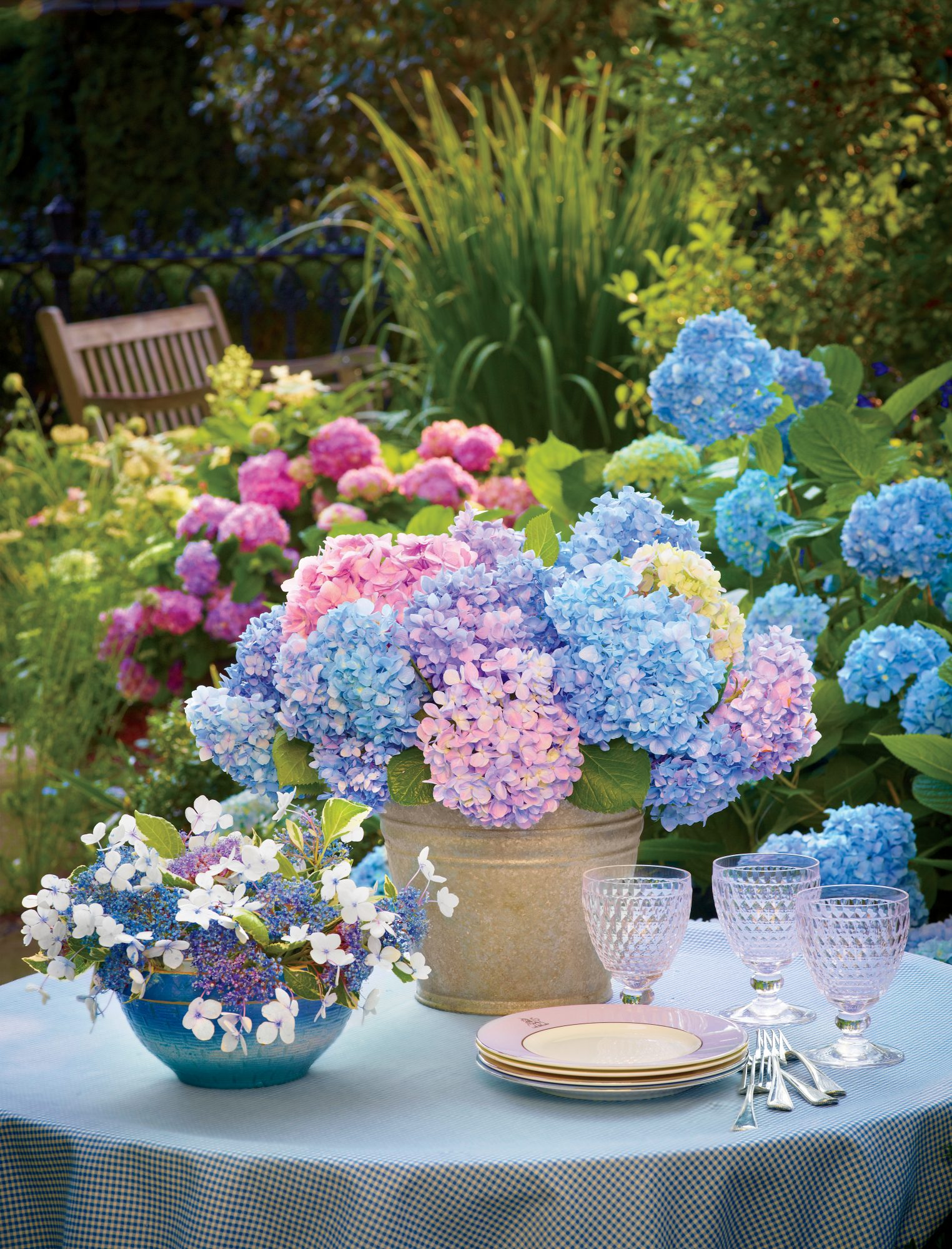 How To Keep Cut Hydrangeas From Wilting