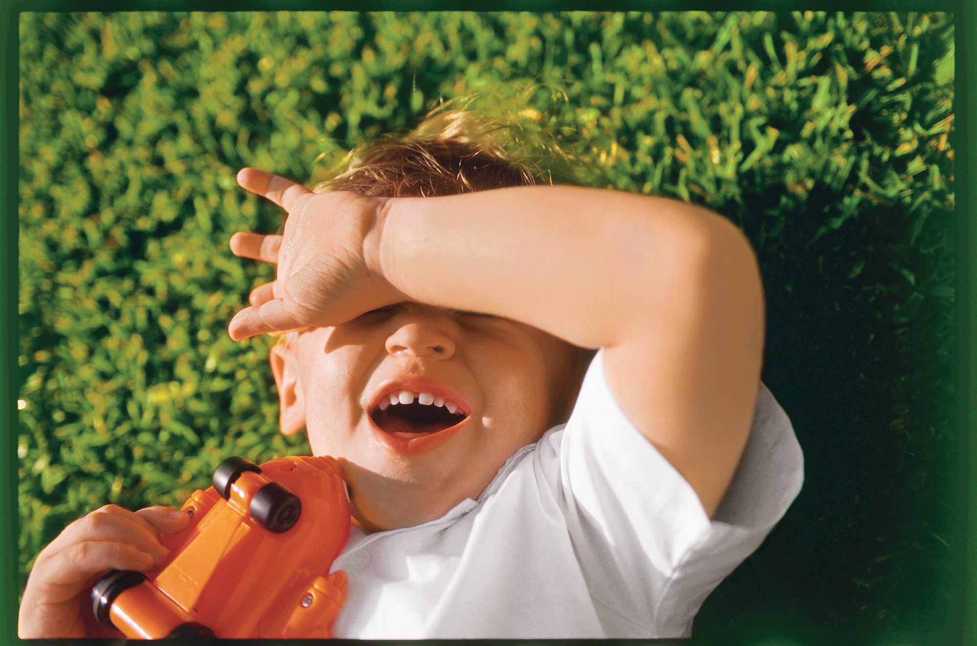 Healthy Living: Kid-Friendly Lawns