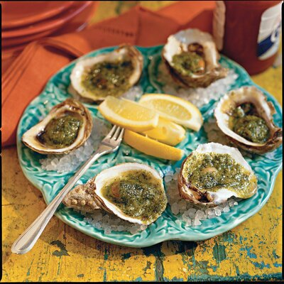 Taste of the South: Oysters Rockefeller Recipe - Southern Living