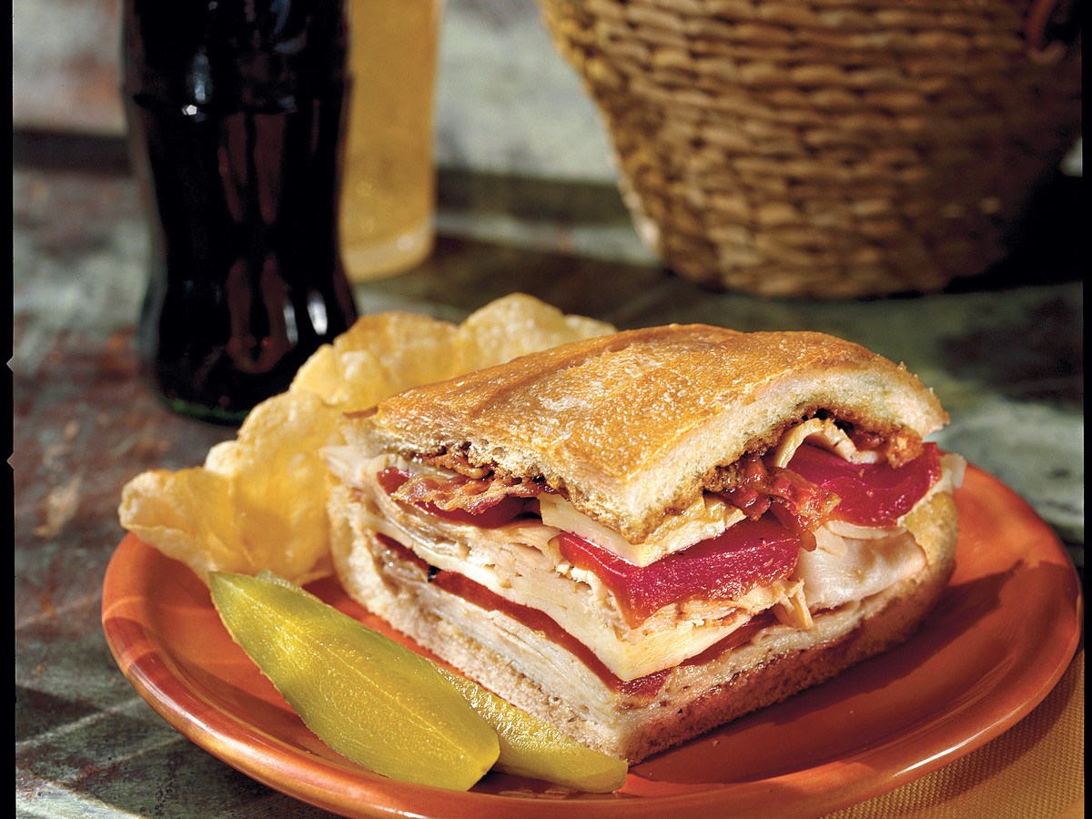 Stack Up a Deli-Style Sandwich