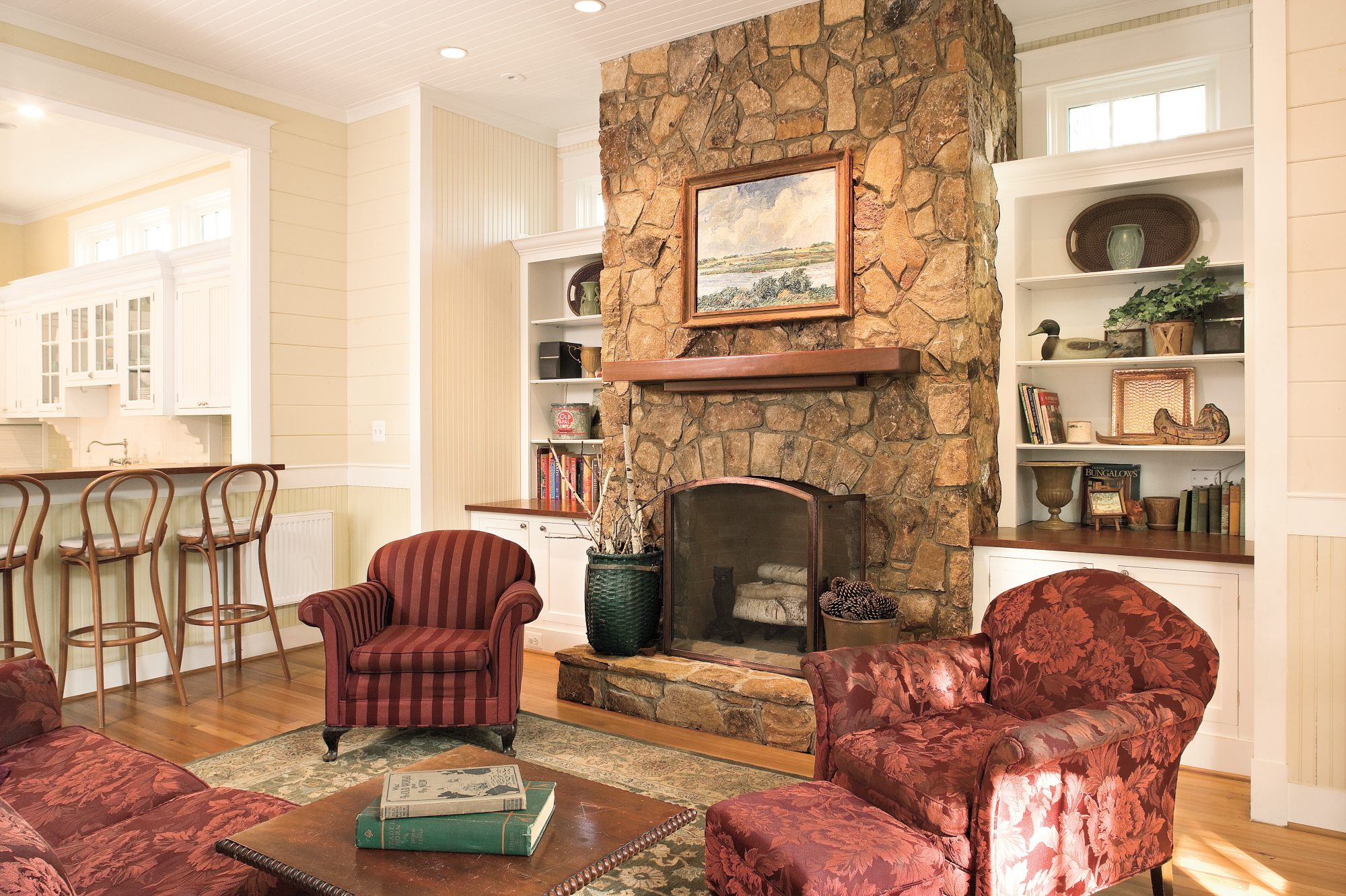 Best Renovation & Addition- Comfort With Character