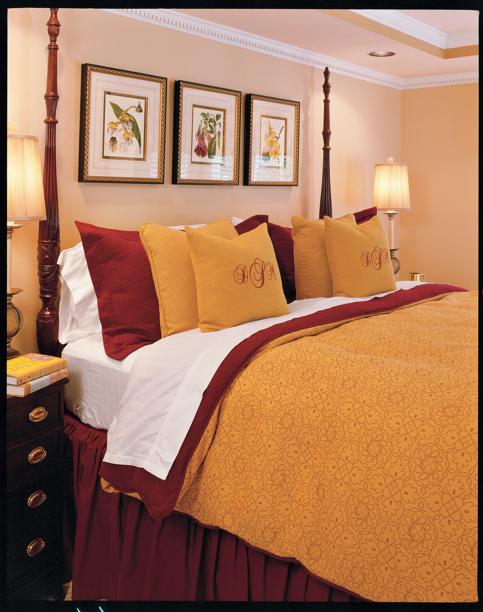 Special Touches for Guest Rooms