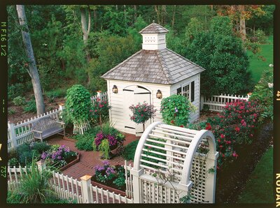 This Shed Is More Than Just A Storage Building It Stars As The Belle Of Garden Made Premium Quality Materials That Are Customizable Looks If