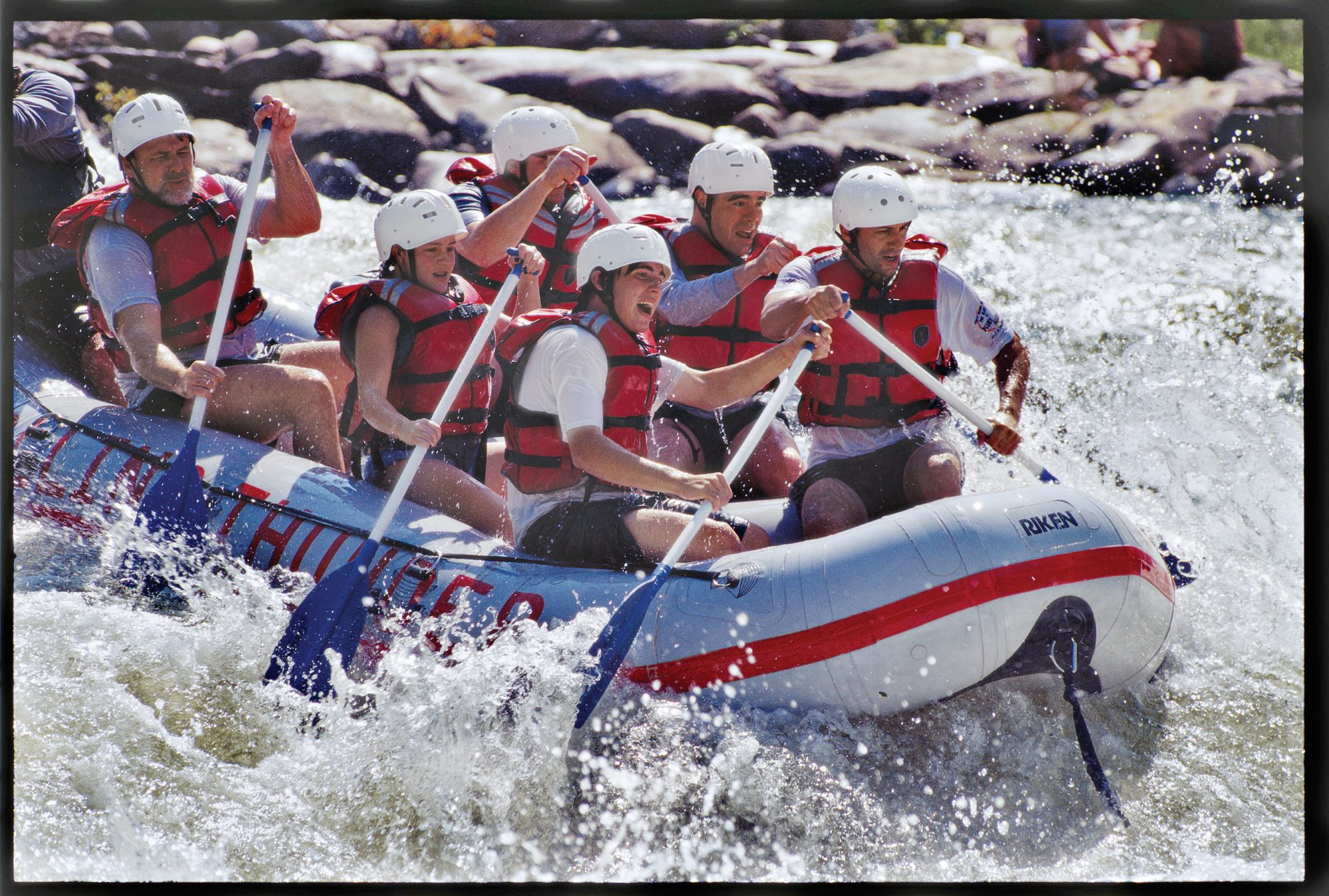 Chattoga Rafting