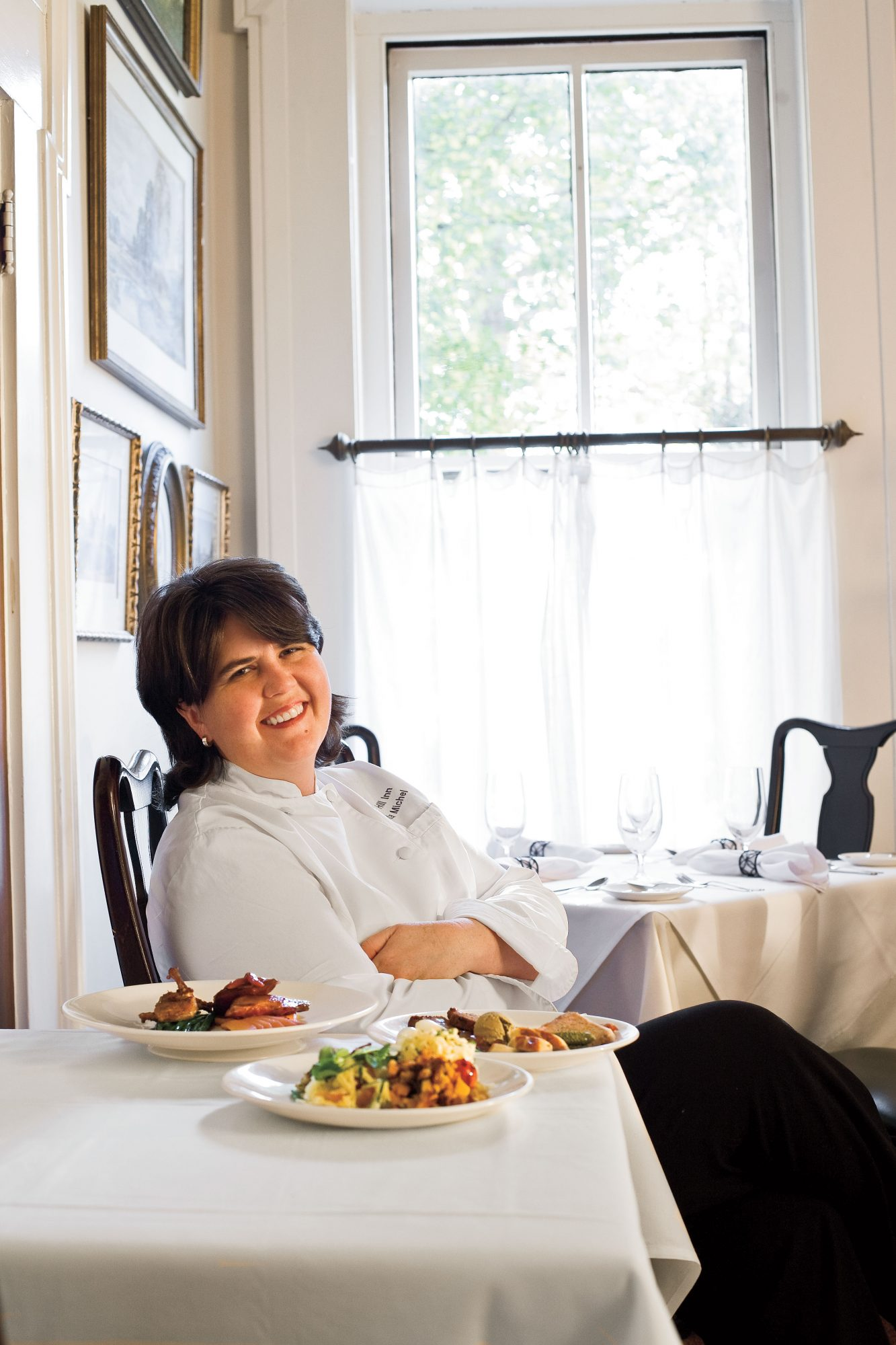 holly hill inn chef ouita michel