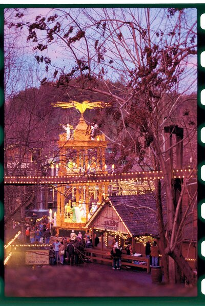 Get a Taste of Christmas at Dollywood - Southern Living