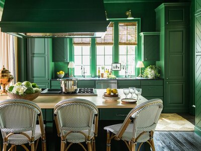 Kitchen Wall Colors Are Getting Moody in 2019 - Southern Living on painted doors ideas, zen kitchen design ideas, painted kitchen french country, painting your kitchen ideas, painted cabinets ideas, painted refrigerator ideas, dining room paint ideas, painted hallway ideas, kitchen painting and decorating ideas, painted backsplash ideas, living room wall ideas, kitchen paint color ideas, painted kitchen decorating, painted wood paneling ideas, painted kitchen diy, bedroom wall ideas, orange kitchen paint ideas, painted living room ideas, painted floor ideas,
