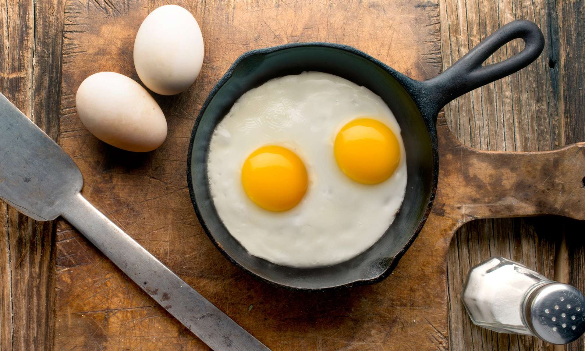 This Is the Trick to Making Perfect Sunny-Side-Up Eggs