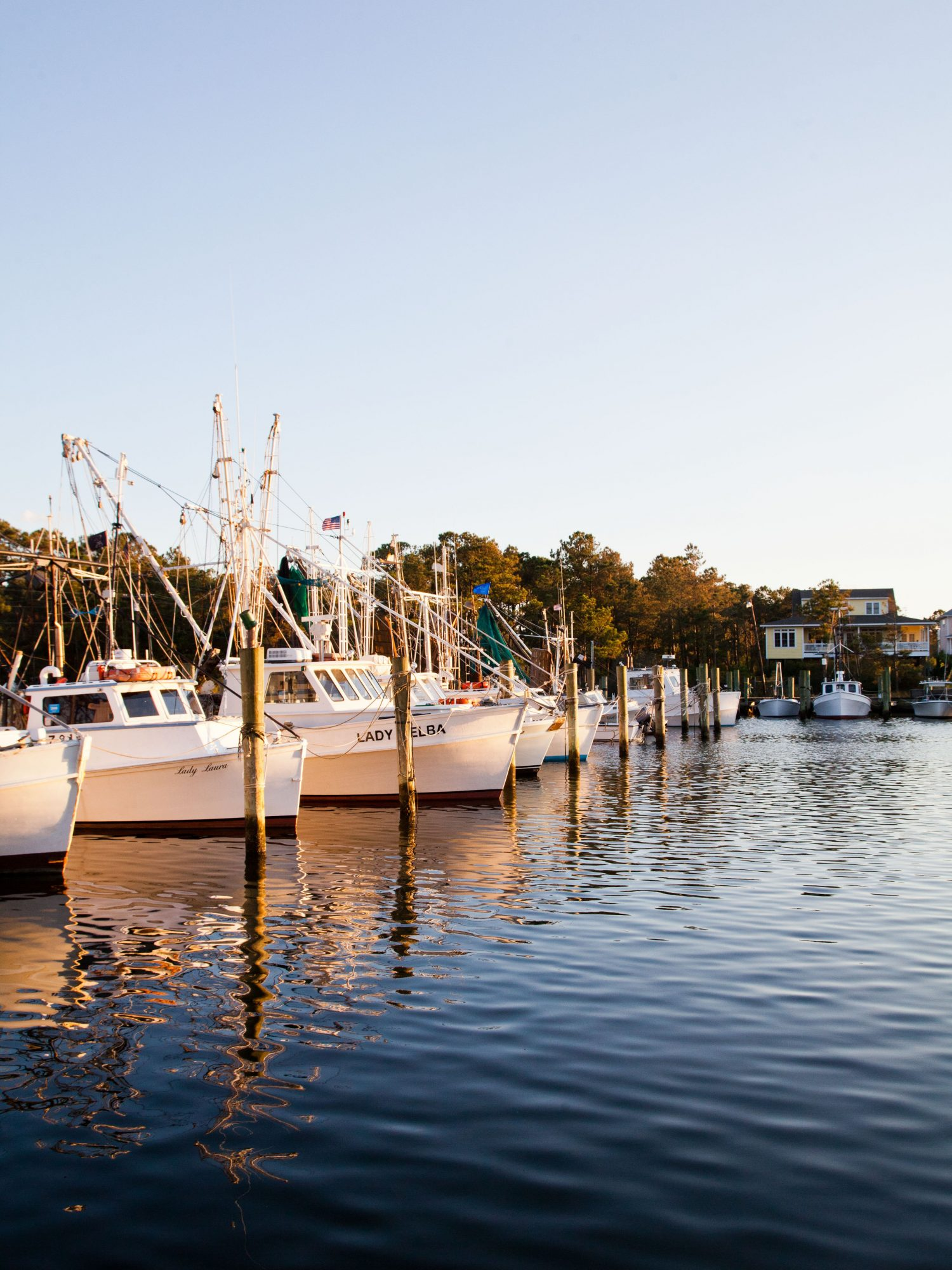 Outer Banks Boats