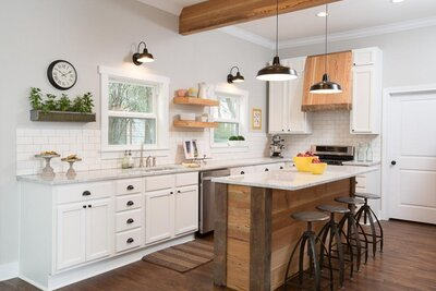 Fixer Upper Kitchen Hgtv