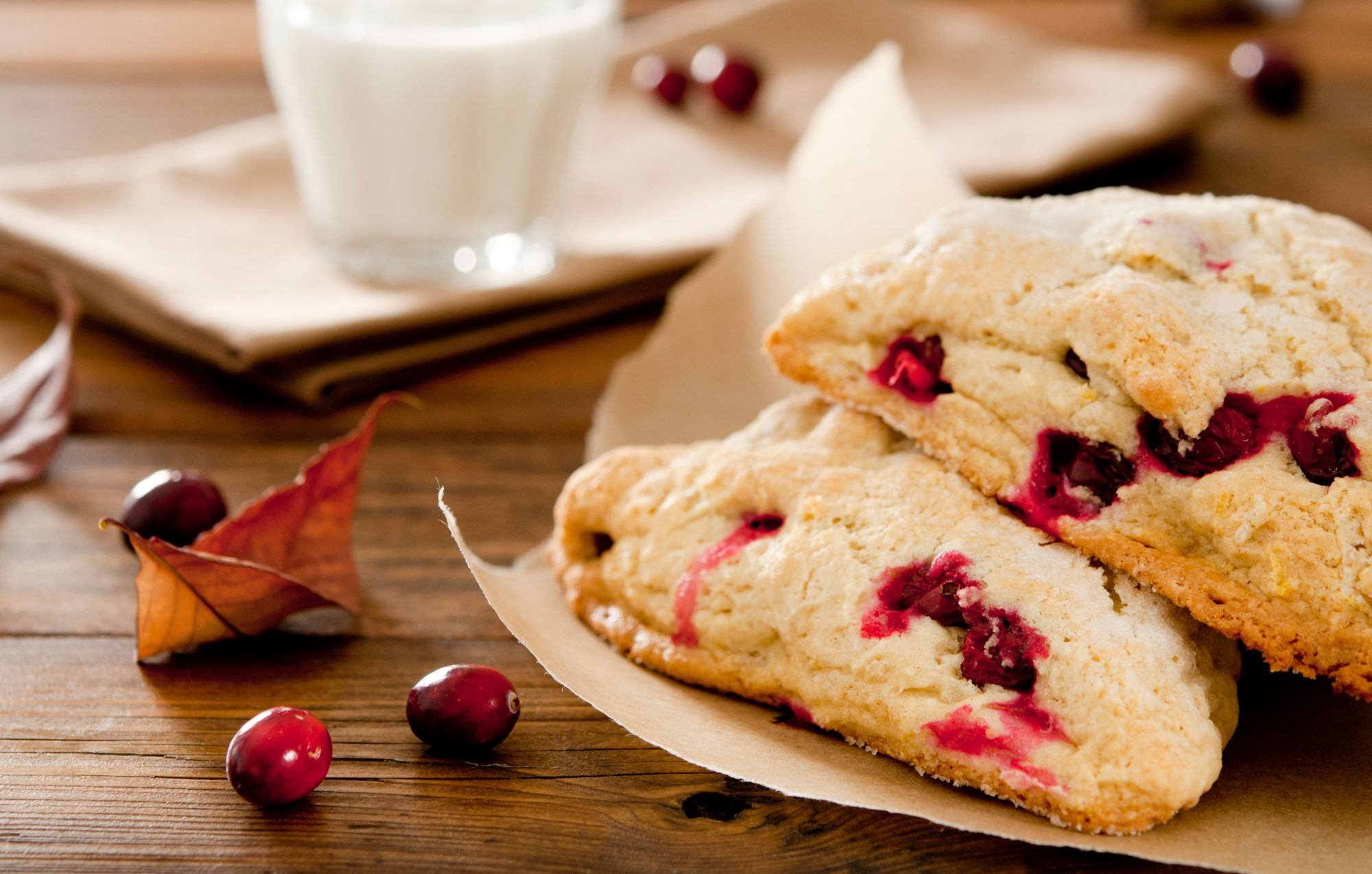 Tips For Making The Best Cranberry Scones Recipes Southern Living