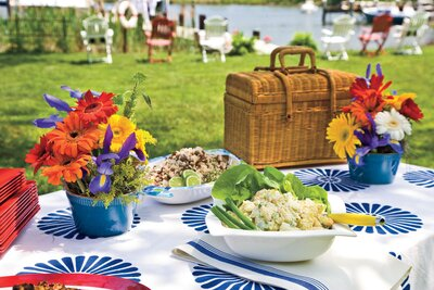 The Southern Way To Bring Food To A Summer Cookout Southern Living