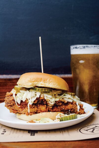 The South's Best Sandwiches - Southern Living