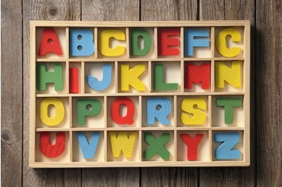Here's Why the Alphabet is in A to Z Order - Southern Living