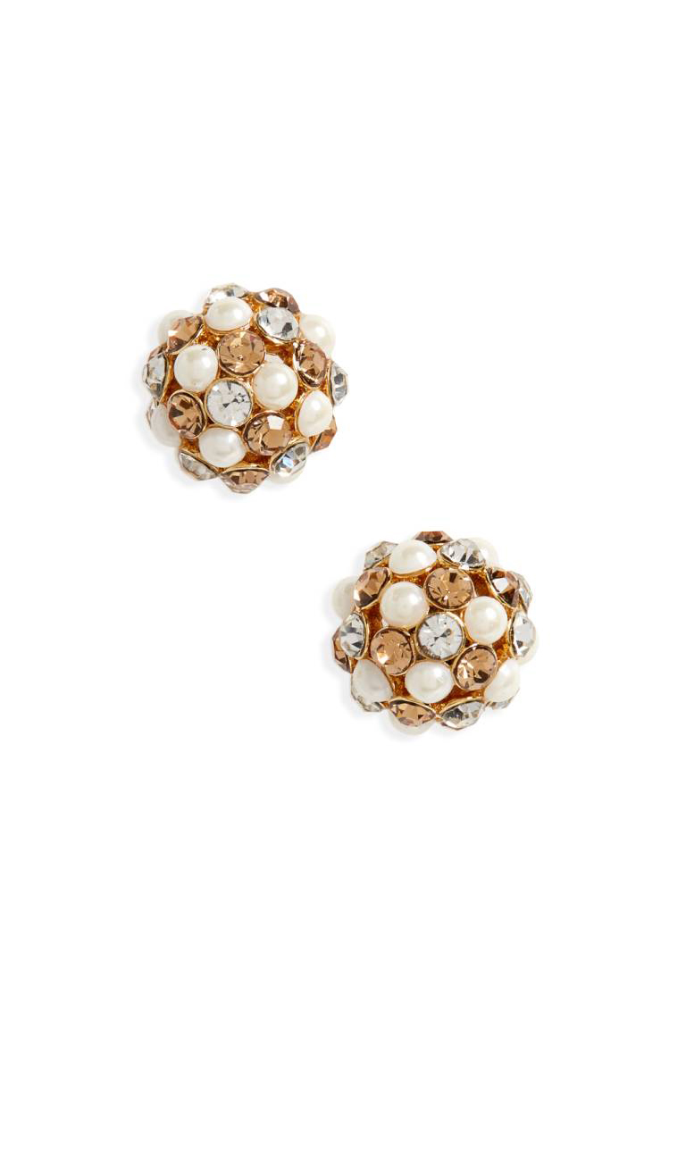 Kate Spade Ball Stud Earrings