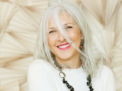The Trick to Going Gray Gracefully - Southern Living