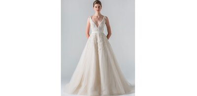 eeec057ede2 Meghan Markle Wedding Dress Style  Will She Wear Anne Barge Bridal ...