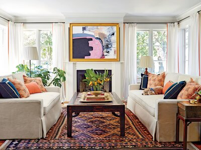 How to Clean a Rug - Southern Living