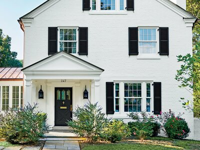 Painting Your Front Door This Color Can Increase Your Home's