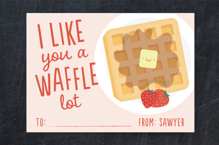The Super Cute Food Valentines You Need in Your Life Right Now