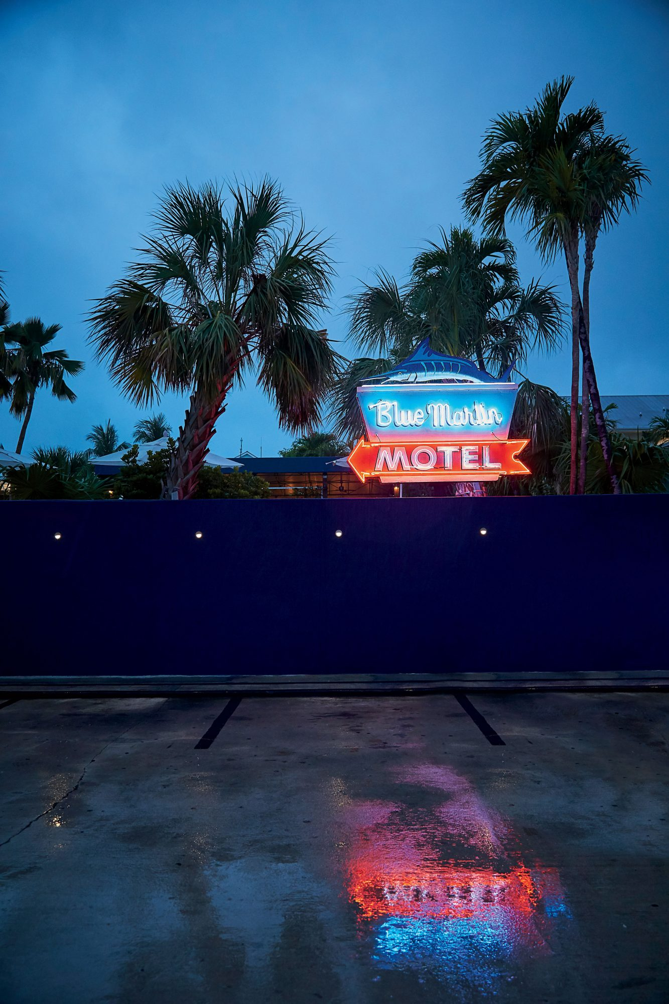 Blue Marlin Motel in Key West